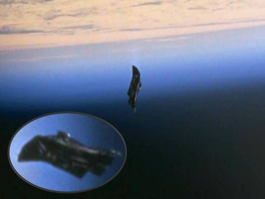 The Mysterious Black Knight Satellite Who Really Owns It