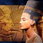 Beauty queen Nefertiti