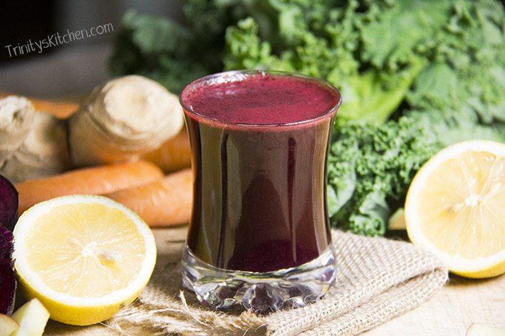 Woman's Wellness Juice - to love yourself beautiful