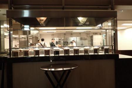 open kitchen taronga restaurant