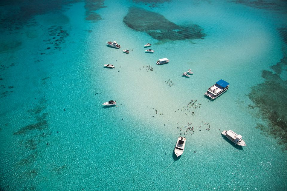 Things to Do and See on Grand Cayman Island Stingray City on Grand Cayman Island