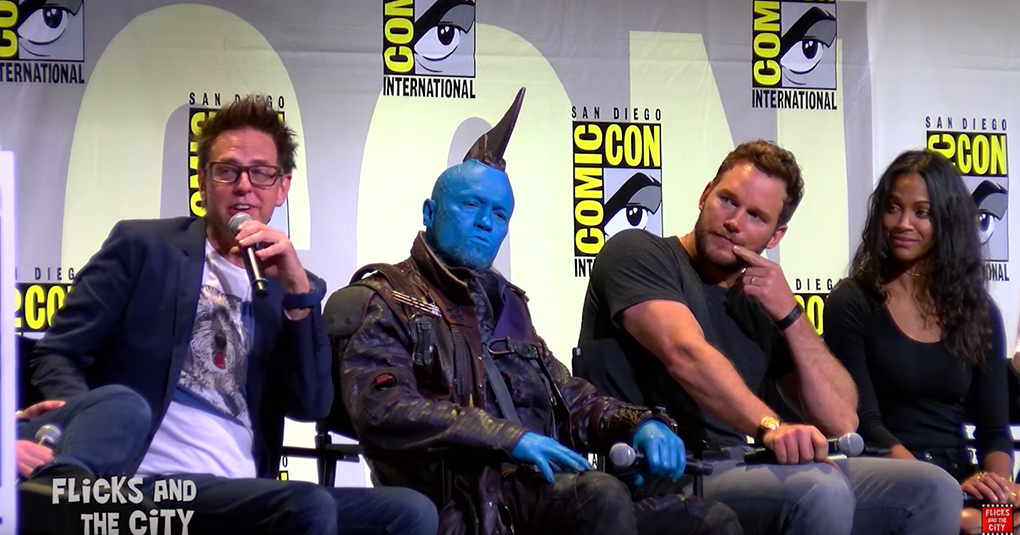 Guardians Of The Galaxy 2 Heads For SDCC