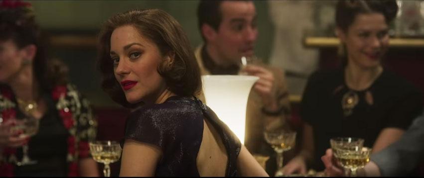 In Case You Missed It: Allied Teaser TV Spot