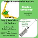 BruJoy Giveaway Ends Sept. 18 ENDED