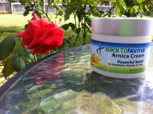 Back to Normal Arica cream