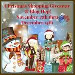 Christmas Shopping #Giveaway @las930 Ends Dec. 14 ENDED