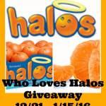 Who  Loves Halos #Giveaway @las930 @HalosFun Ends Jan. 15 ENDED