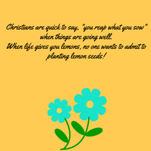 planting seeds quote