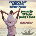 Father's Day Grand Prize Giveaway Ends June 19 @las930 #DadsDay