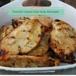 Favorite Lemon Lime Soda Marinade for Grilled Chicken Breasts