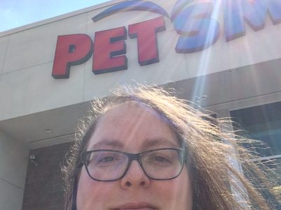 I am at PetSmart to buy the Friskies Pull N Play