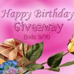 Happy Birthday #Giveaway @las930 Ends Sept. 30 *ENDED*
