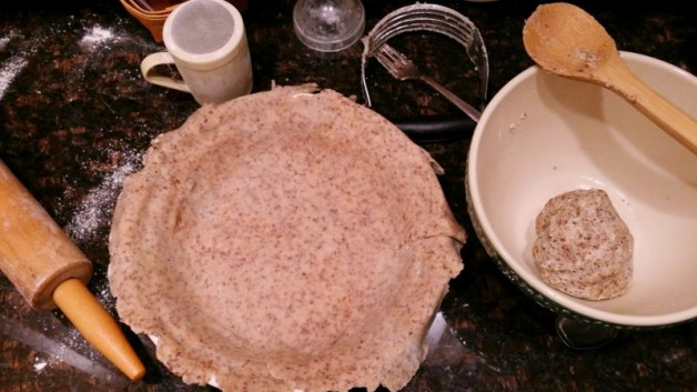 pie_crust_with_flax_seed