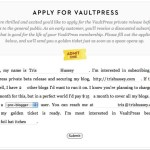 I'm going to try out VaultPress, but I might not spring for it
