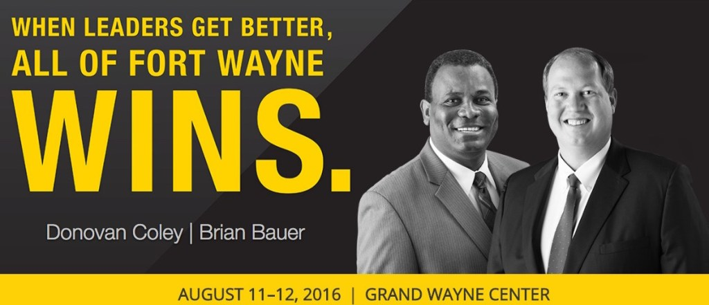 Fort Wayne Leaders Global Leadership Summit