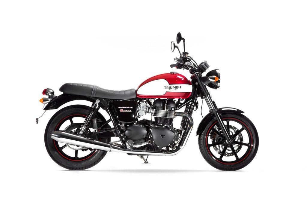 LD - Triumph - Bonneville Newchurch - 1029