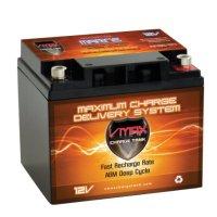 VMAX MR86-50 12 Volt 50Ah AGM Deep Cycle Sealed Lead Acid Battery