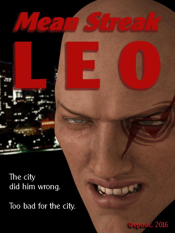 Mean Streak Leo, Original Skin Tone