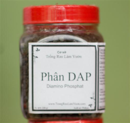 Phân DAP