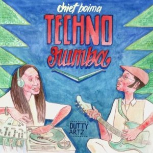 techno rumba 300x300 Chief Boima   Techno Rumba EP