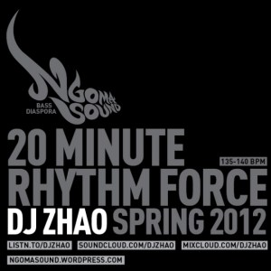 zhao201 300x300 DJ Zhao   20min Rhythm Force Mix