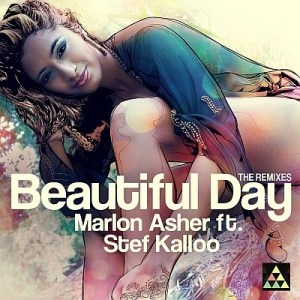 0318 300x300 Marlon Asher ft. Stef Kalloo ~ Beautiful Day Remixes