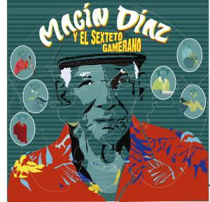 Magín Díaz – Por el norte, por el sur ft Dizzy Mandjeku & Alé Kumá