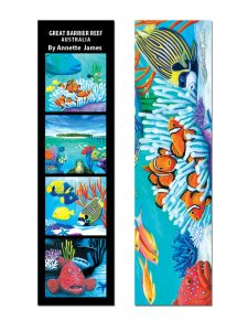 Reef Fish Bookmark
