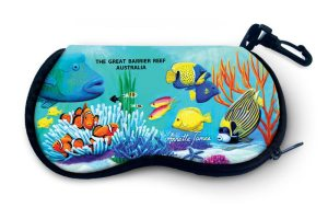 Great Barrier Reef Glasses Case