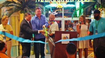 USA's Newest MARGARITAVILLE Cafe in SAN ANTONIO