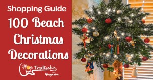 Shopping Guide: 100 Beach Christmas Decorations (Part 1)