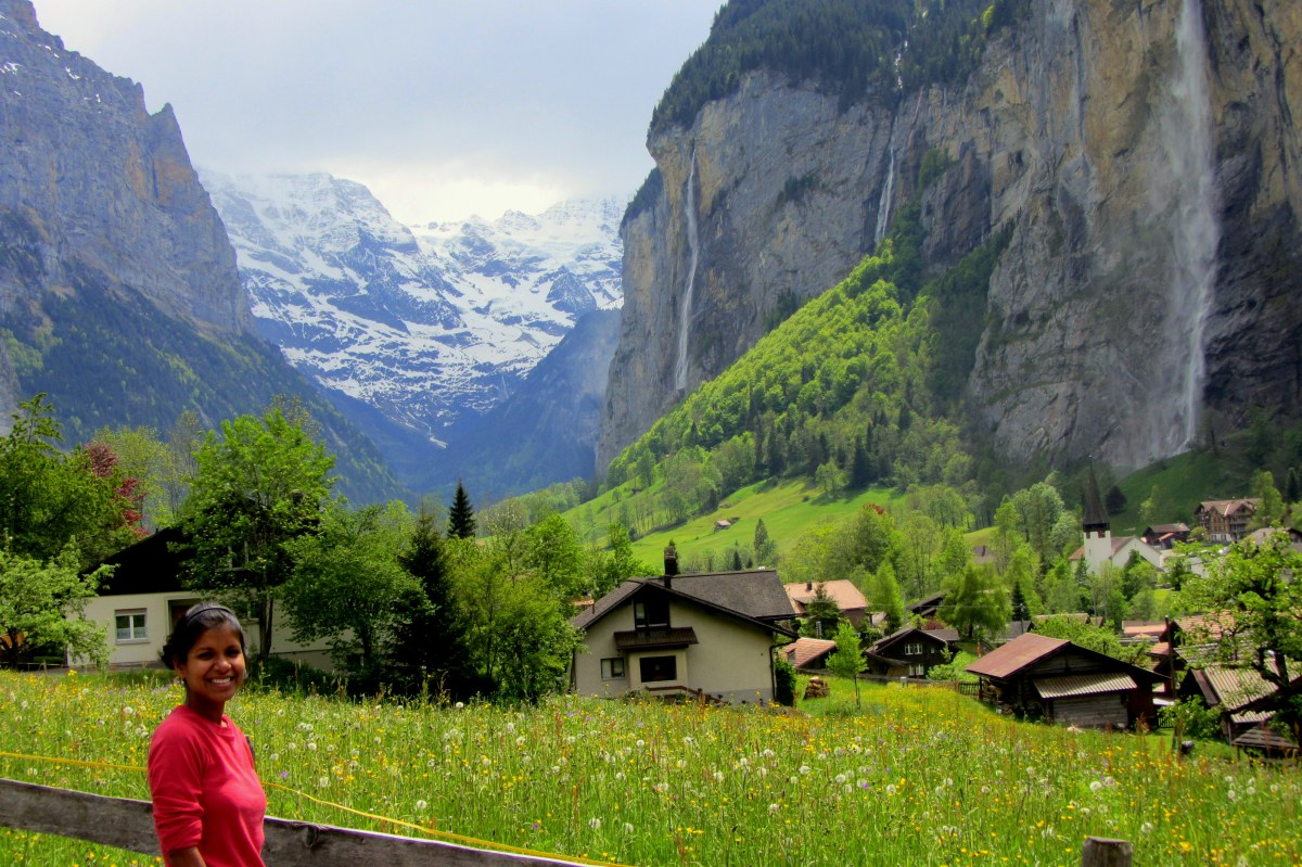 Lauterbrunnen, Switzerland: Frozen in Time