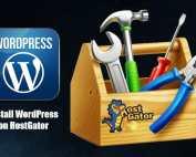 Install-HostGator-On-WordPress