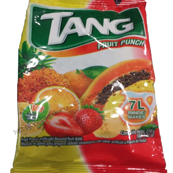 TANG Refil No Sugar Needed 245g Drink Mix 3 packets Select Your Flavors