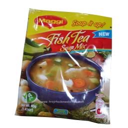12 x maggi soup it up jamaica cock soup mix with pumpkin for Fish tea soup