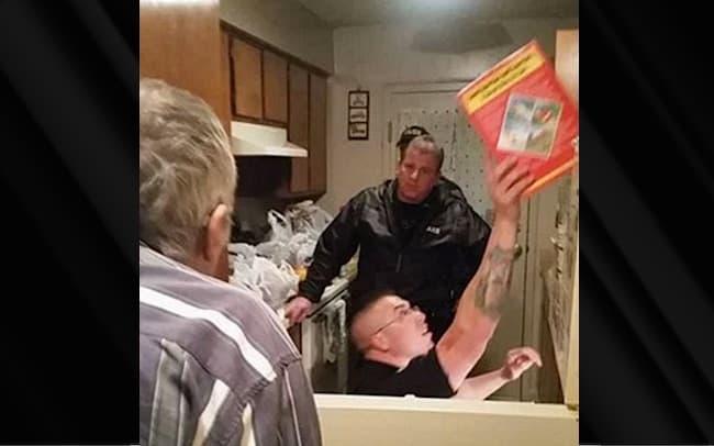 Starší muž zavolal 911 kvůli tomu, že už nějakou dobu nejedl. Co následovalo, všechny překvapilo...