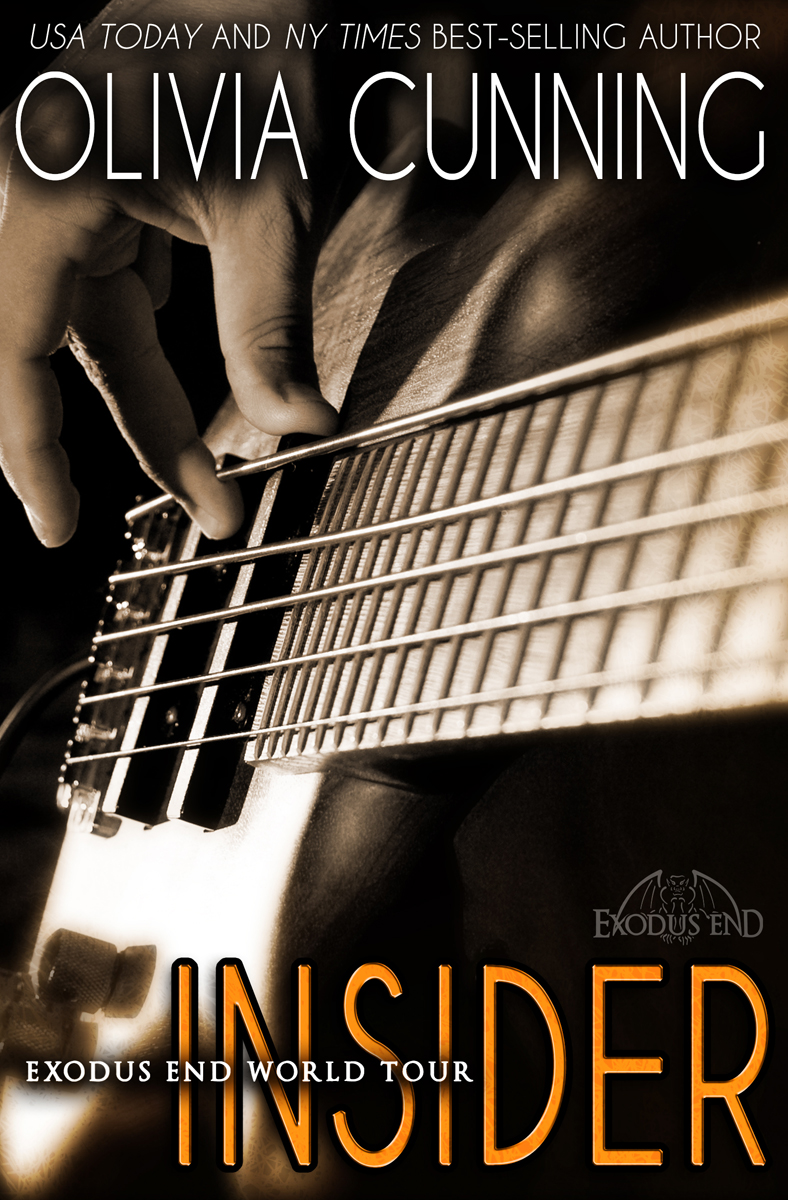 *~*Insider by Olivia Cunning Blog Tour – Exclusive Excerpt, Review, and TWO Giveaway's*~*
