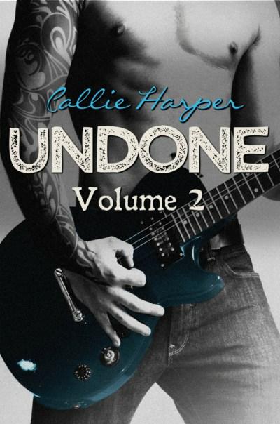 Undone Volume 2 Ebook Cover