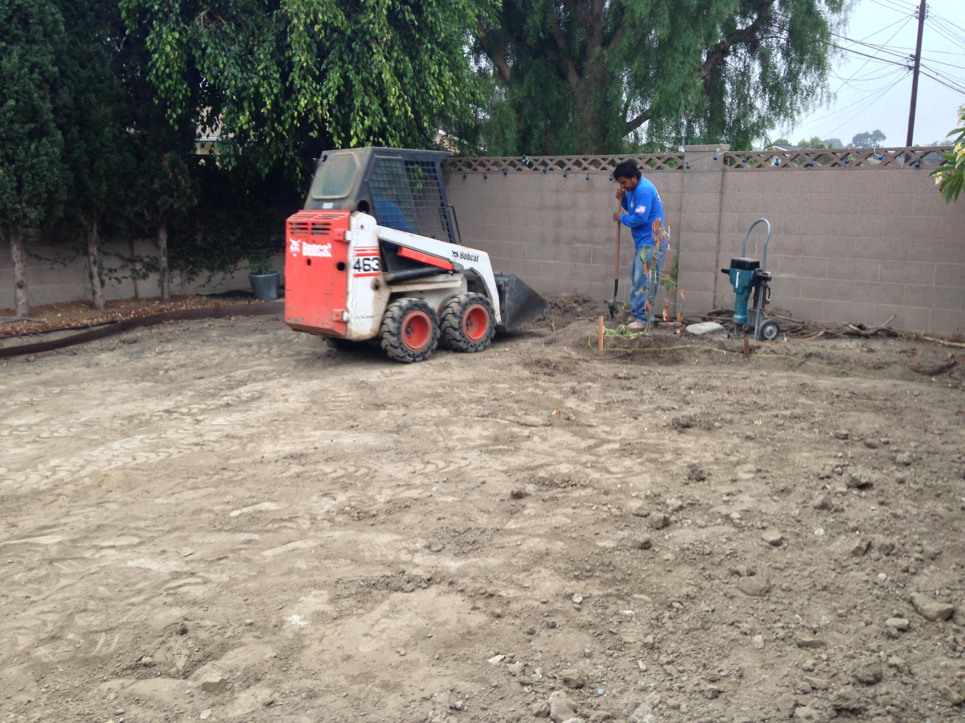 Fullsize Of Dirt Backyard Makeover
