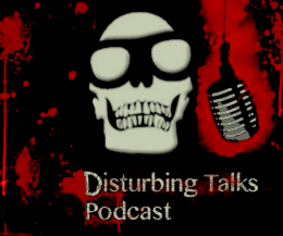 Disturbing talks logo