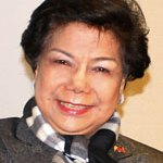 Lilia de Lima, Director General of the Philippine Economic Zone Authority (PEZA)