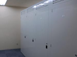 屋内型レンタル収納スペース