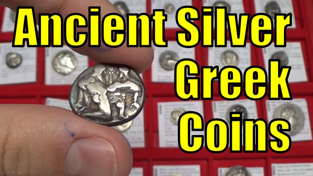 RARE Ancient SILVER GREEK COINS Collecting GUIDE