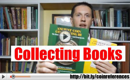 Coin Collecting References Books