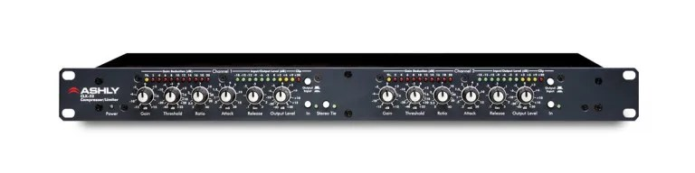 Ashley CLX-52 Peak Compressor/Limiter