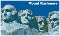 June 19-26, 2016 8-Day Mt Rushmore Grand Teton & Yellowstone Tour