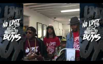 """The Streets Crown Master P's Artist MoeRoy aka """"The Trap Michael Jackson"""""""