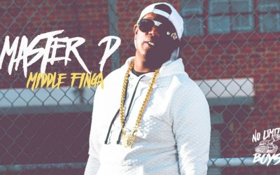Master P Middle Finga Video Teaser