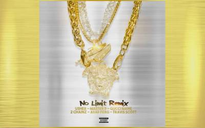 "Usher ""No Limit Remix"" XL"