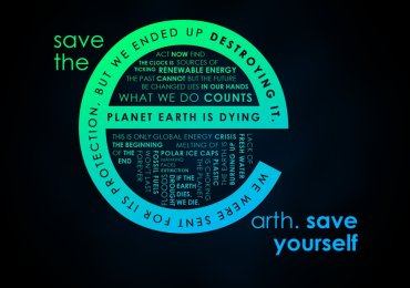 do not destroy the planet
